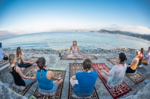 creating dream life with the benefits of yoga