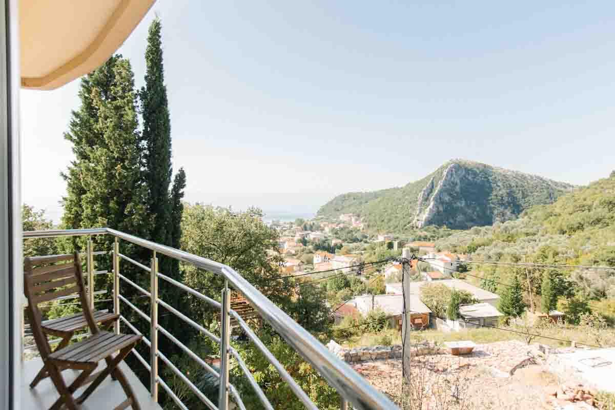 Beautiful villa in Montenegro yoga retreat Europe